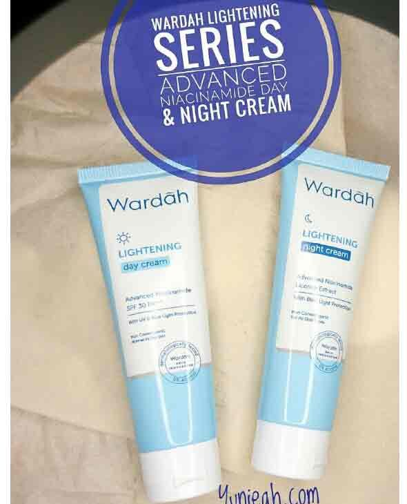 wardah lightening series