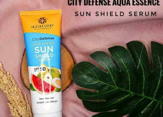 Azarine Aqua Essence Sun Shield Serum