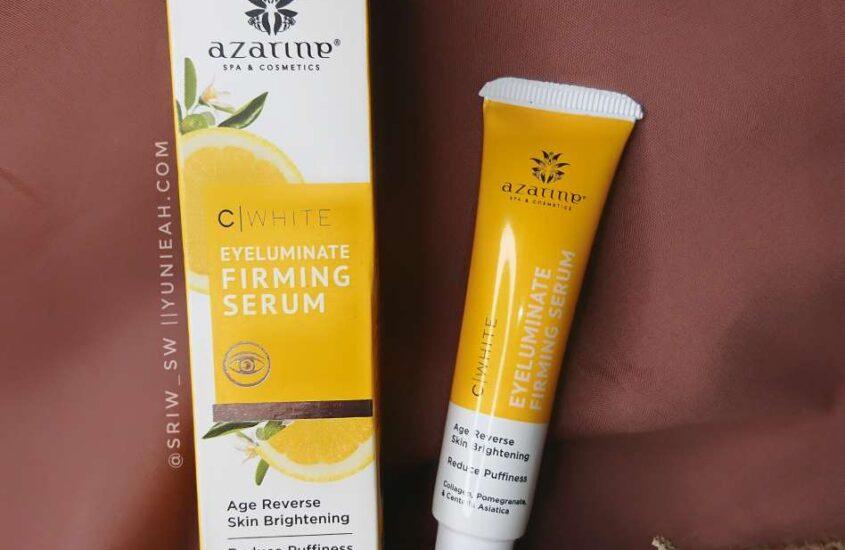 Azarine Eyeluminate Firming Serum 15ml C White