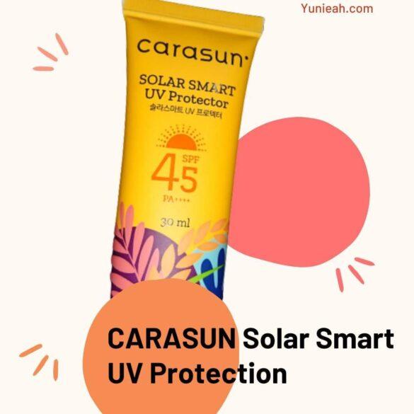 Review Carasun solar smart UV ptotection