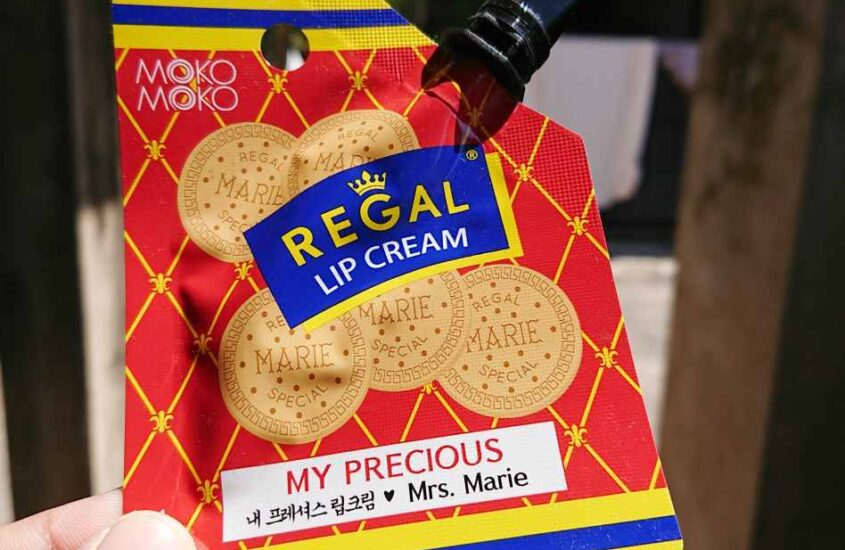 Moko Moko My Precious Lip Cream Regal