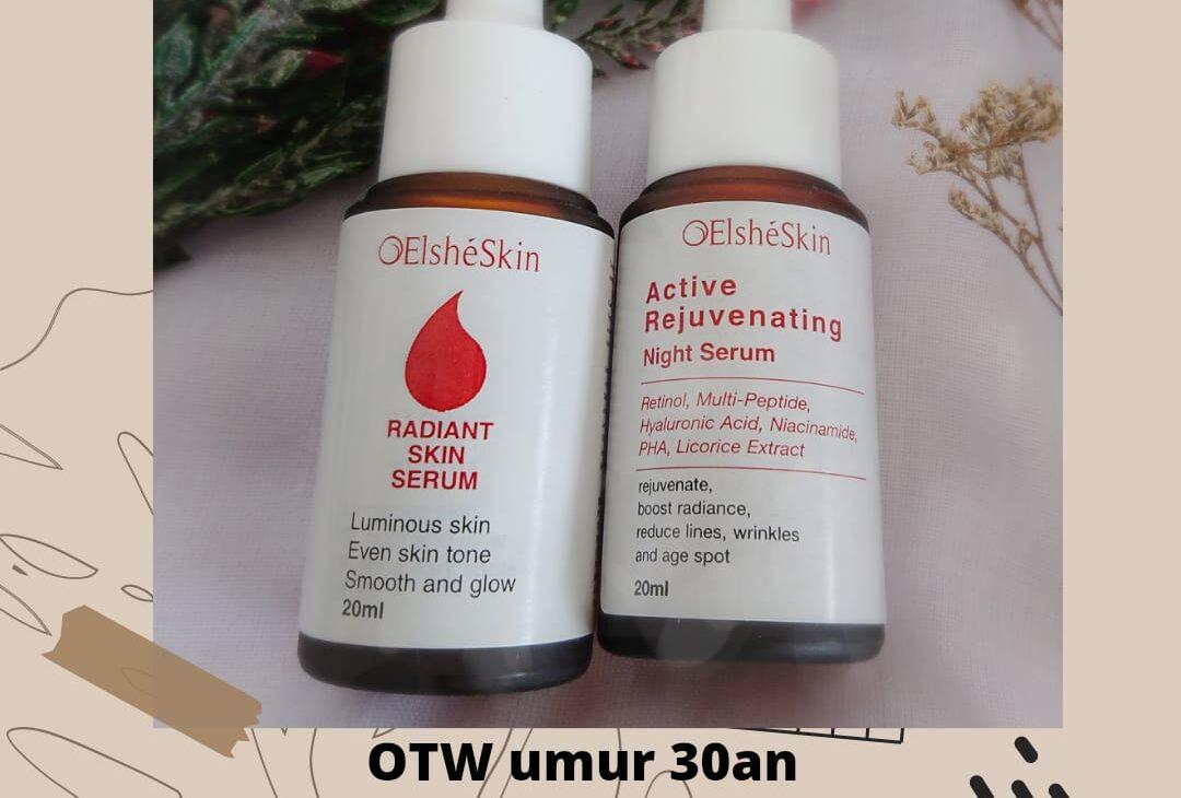 review serum elsheskin